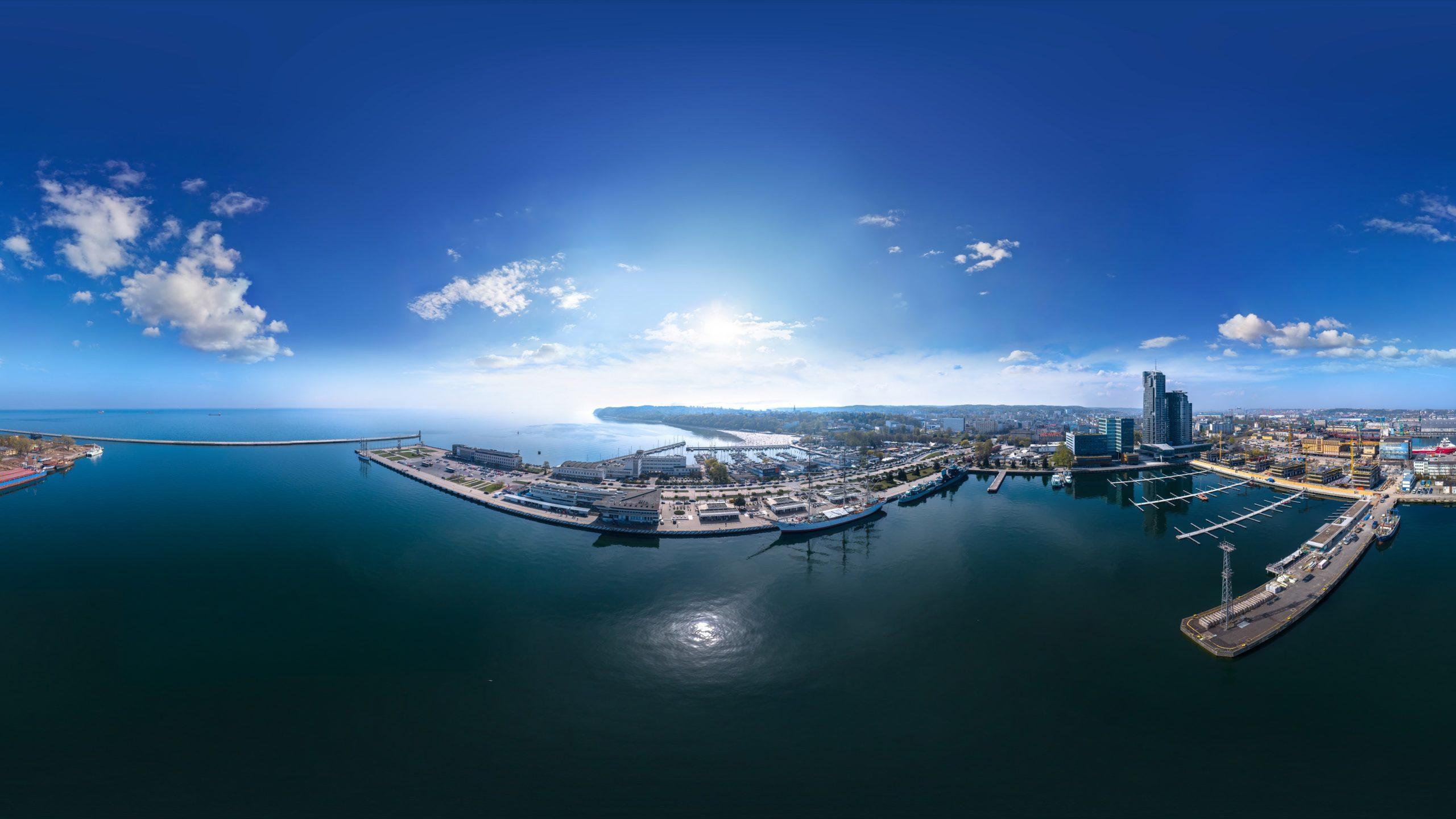 Panorama_360_Gdynia_Yacht_Park_
