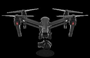 Zdjecia z drona, film z drona, dji inspire 1 pro